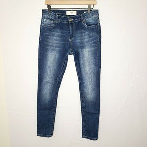 VGS Jeans Roll Up Skinny Size 6